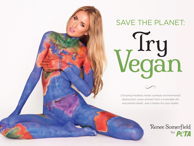 Vegan beauties