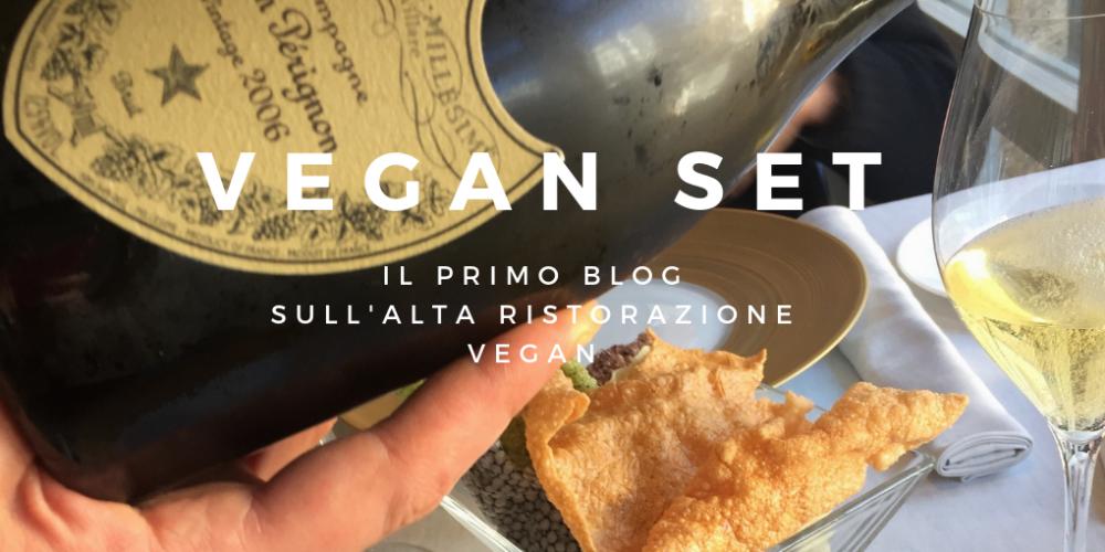 Il primo Blog sull'alta ristorazione Vegan