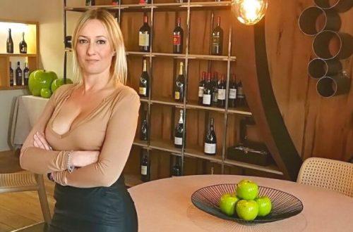 I am Verde Camilla Parmigiani and I am the founder of Vegan Set