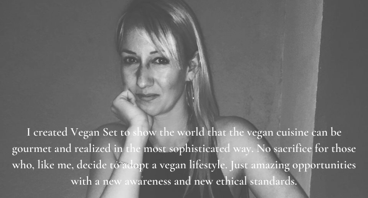Vegan influencer and consultant