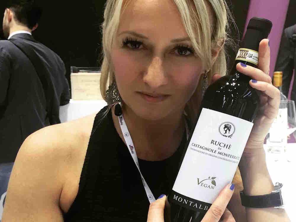 Montalbera vegan wine