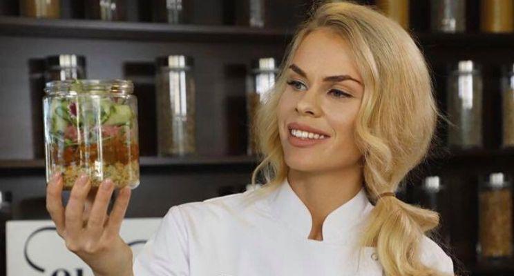 Tora Flora vegan chef