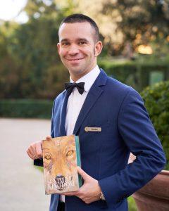 Edoardo Sandri - Head Mixologist at the Four Seasons Hotel Firenze