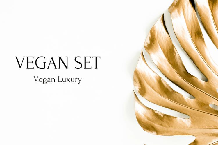 Vegan Set